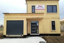 CLT rakúsky dom