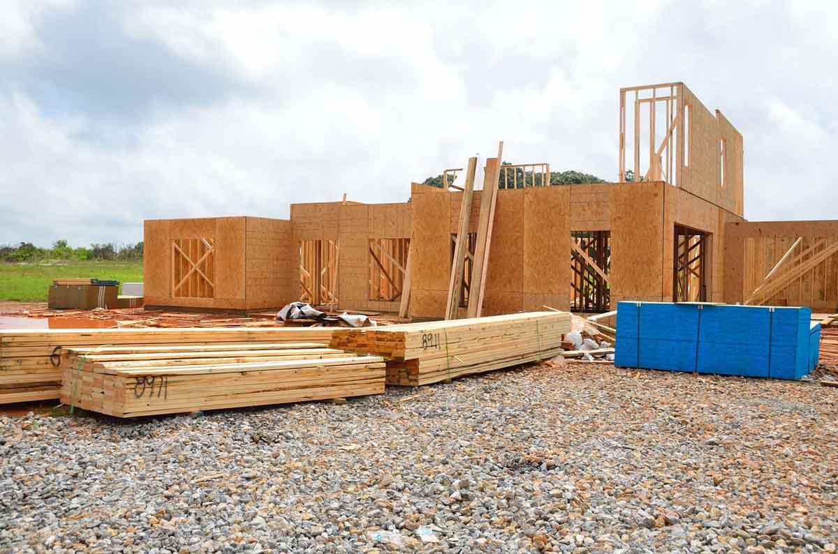 Stavba pasívneho domu